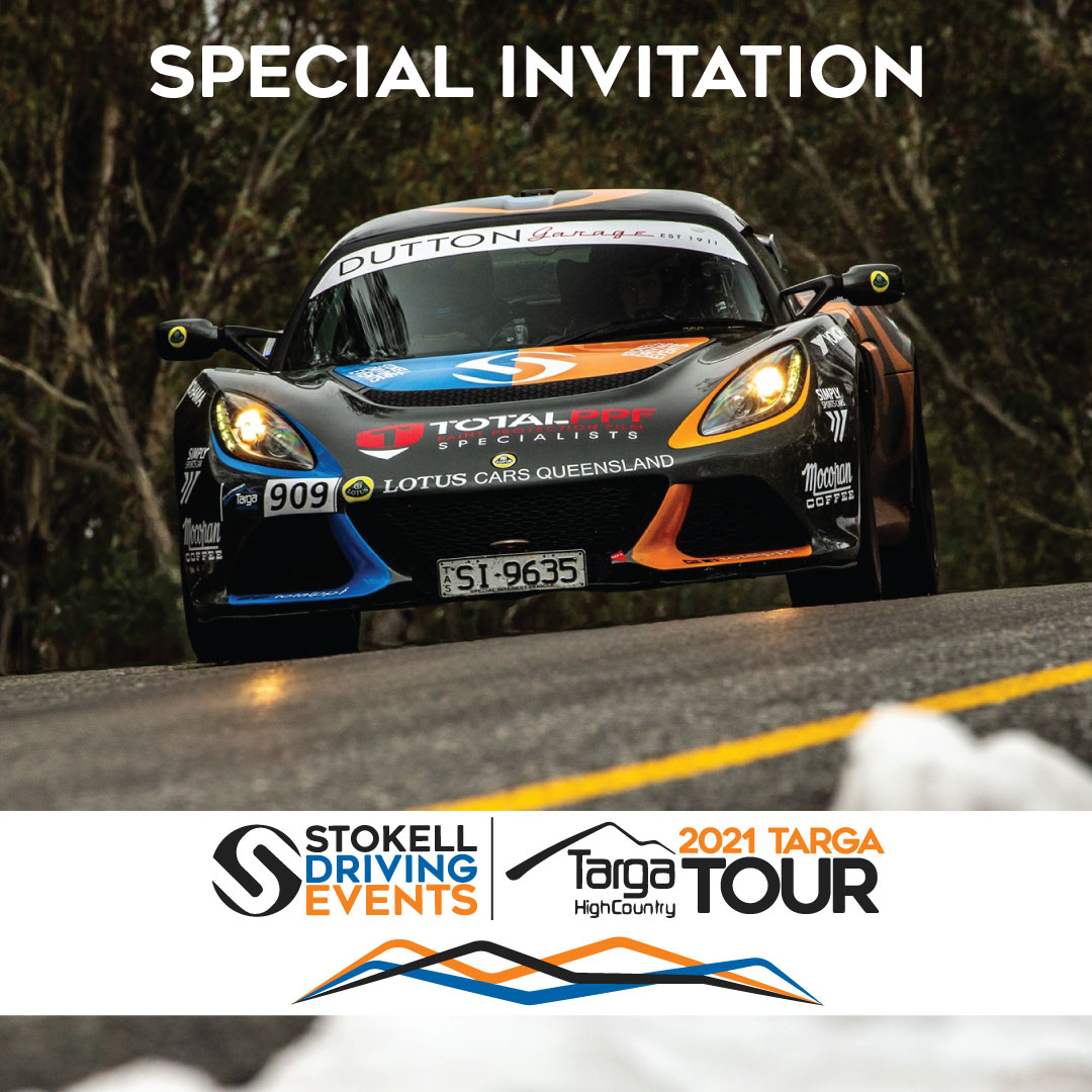 Paul Stokell's Driving Events